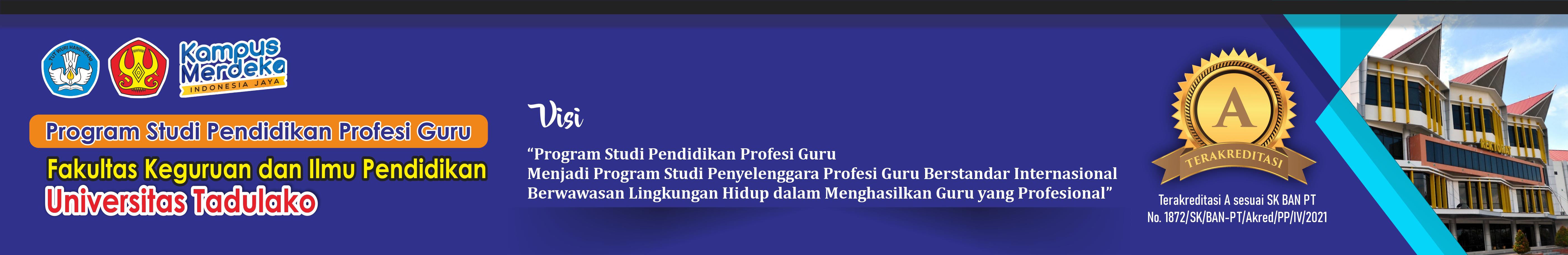 Pendidikan Profesi Guru